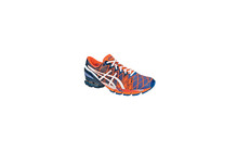 Asics Men's Gel Kinsei 5 flash orange/white/royal